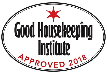 Clean Sweep cleanser approved by the Good Housekeeping Institute